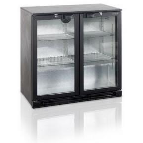 Barkühlschrank ECO BA25H mit Klapptüren