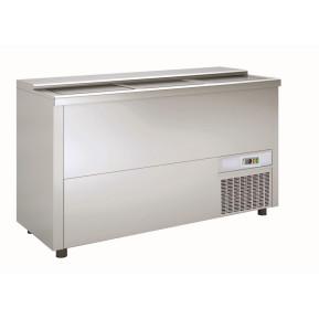 Coffre à boissons réfrigéré Premium 420 litres - en inox