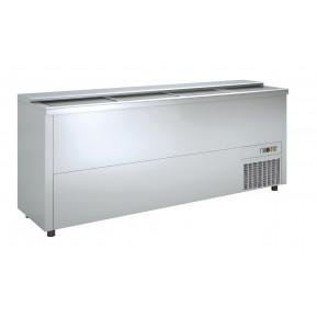 Coffre à boissons réfrigéré Premium 580 litres - en inox