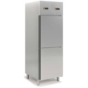 Kombischrank Kühlung/ Tiefkühlung PROFI 700 GN 2/1 | Kühltechnik/Kühlschränke/Kombischränke