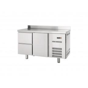 Kühltisch Profi 1/2 mit Aufkantung - GN 1/1    Kühltechnik/Kühltische/Gastro-Kühltische/Gastro-Kühltische 700