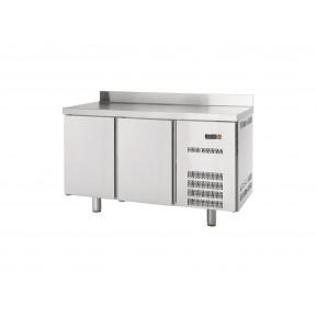 Kühltisch Profi 2/0 mit Aufkantung - GN 1/1 | Kühltechnik/Kühltische/Gastro-Kühltische/Gastro-Kühltische 700