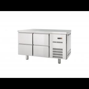 Kühltisch Profi 600 0/4 | Kühltechnik/Kühltische/Gastro-Kühltische/Gastro-Kühltische 600