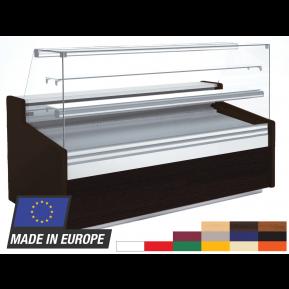 Kuchentheke Profi 100 gerades Frontglas | Kühltechnik/Kühltheken/Kuchentheken