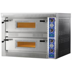GAM Pizzaofen SBD44 | Kochtechnik/Pizzaöfen/Doppelkammer-Pizzaöfen