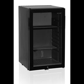 Barkühlschrank 52 schwarz
