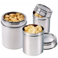 Vorratsdose mit Sichtdeckel 12,5 cm | Lager & Transport/Lebensmittelaufbewahrung/Vorratsbehälter/Vorratsdosen