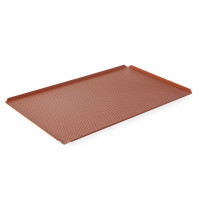 Plaque de cuisson en aluminium, GN 1/1, 32,5x53x1cm