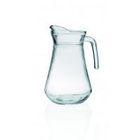 Carafe en verre avec bec verseur - 1,25 litres