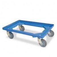 Transportroller blau | Lager & Transport/Servier- & Transportwagen/Transportroller