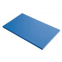 Schneidebrett Gastro-M 600x400 blau