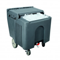 Ice-Caddy, Premium-Qualität, 110l, dunkelgrau | Lager & Transport/Servier- & Transportwagen/Icecaddies