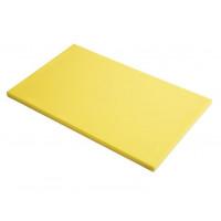 Schneidebrett Gastro-M 600x400 gelb