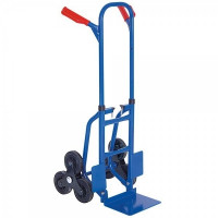 Treppenkarre Stahl, zusammenklappbar   Lager & Transport/Servier- & Transportwagen/Sackkarren Transportkarren