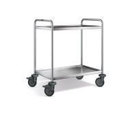 Blanco Servierwagen SW 8 x 5-2, Kunststoffrollen | Lager & Transport/Servier- & Transportwagen/Servierwagen