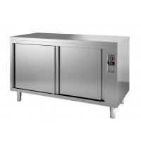 Armoire chauffante ECO 16x6 avec portes coulissantes