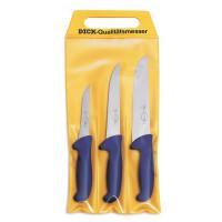F. Set de couteaux DICK ErgoGrip 3 pièces
