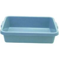 Plateau à vaisselle en polypropylène avec poignée encastrée