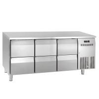 Kühltisch ECO 0/6 - GN 1/1 | Kühltechnik/Kühltische/Gastro-Kühltische/Gastro-Kühltische 700