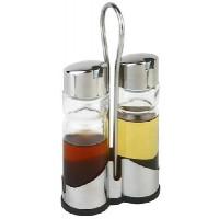 APS Set ménagère 'huile & vinaigre -Economique- 11,5 x 5,5 cm, H : 22 cm