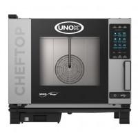 UNOX Kombidämpfer Cheftop Mindmaps 5 x GN 1/1 PLUS Elektro | Kochtechnik/Heißluftöfen & Kombidämpfer/Kombidämpfer
