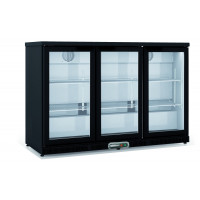 Barkühlschrank Profi 305 Liter schwarz | Kühltechnik/Kühlschränke/Barkühlschränke