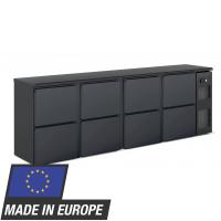 Barkühltisch PROFI 0/8 | Kühltechnik/Kühltische/Barkühltische
