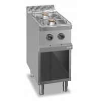Fourneau à gaz Dexion série 77- 40/70 14 kW (
