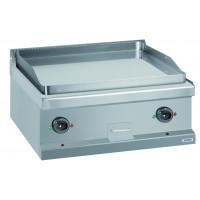 Gasgrillplatte Dexion Serie 77 - 70/70 glatt, verchromt Tischgerät