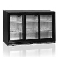 Barkühlschrank 300 Liter mit Schiebetüren | Kühltechnik/Kühlschränke/Barkühlschränke