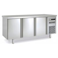 Durchreichekühltisch Premium 3/0