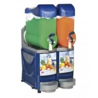 Granita/ Slush-Eis-Maschine 2 x 10 Liter | Kühltechnik/Slush-Ice Maschinen