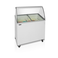 Vitrine à glaces ECO IC300SCE