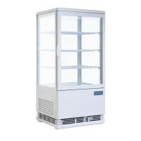 Kühlvitrine Polar 68L weiß | Kühltechnik/Kühlvitrinen/Tischkühlvitrinen