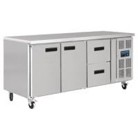 Kühltisch Polar 2/2 | Kühltechnik/Kühltische/Gastro-Kühltische/Gastro-Kühltische 700
