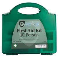Trousse de premiers secours pour 10personnes