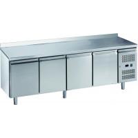 Kühltisch ECO 4/0 mit Aufkantung - GN 1/1 | Kühltechnik/Kühltische/Gastro-Kühltische/Gastro-Kühltische 700