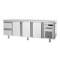 Bäckereikühltisch Premium 3/2