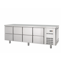 Table réfrigérée Profi 600 0/8