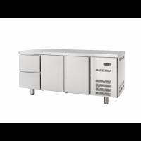 Table réfrigérée Profi 600 2/2
