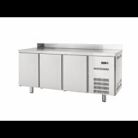 Table réfrigérée Profi 600 3/0 avec dosseret