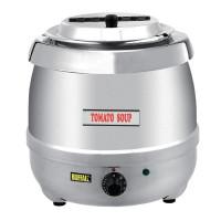 Suppentopf Buffalo 10 Liter Edelstahl | Kochtechnik/Saisongeräte/Suppenkessel