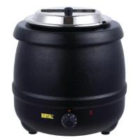 Suppentopf Buffalo 10 Liter schwarz | Kochtechnik/Saisongeräte/Suppenkessel