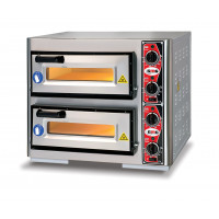 GMG Pizzaofen Classic 1 + 1x40cm | Kochtechnik/Pizzaöfen/Doppelkammer-Pizzaöfen
