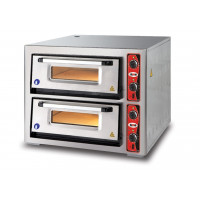 GMG Pizzaofen Classic 4 + 4x30cm | Kochtechnik/Pizzaöfen/Doppelkammer-Pizzaöfen