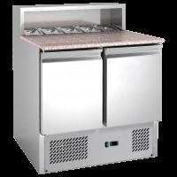 Pizzatisch ECO 900 | Kühltechnik/Kühltische/Pizza-Kühltische