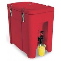 Getränkebehälter QC-20 ETERNASOLID® - Rot | Lager & Transport/Lebensmittelaufbewahrung/Getränkeisolierbehälter