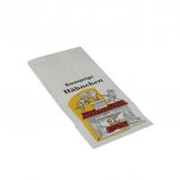 Sac à poulet Papstar, en papier avec couche en polyéthylène, demi-poulet – 100pièces