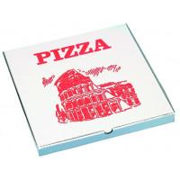 Carton à pizza Papstar, 33x33cm – 100pièces