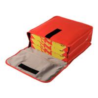 Vogue Isolierte Pizza-Tasche Vinyl | Lager & Transport/Speisentransport/Pizzatransport